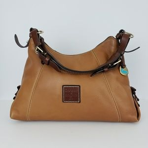 Dooney&Bourke Leather Satchel/Shoulder